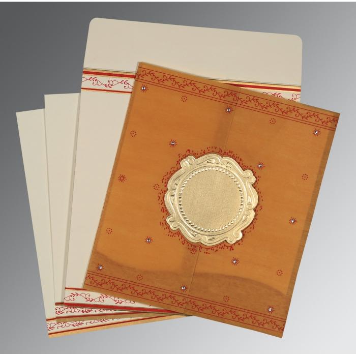 Designer Wedding Cards - D-8202D