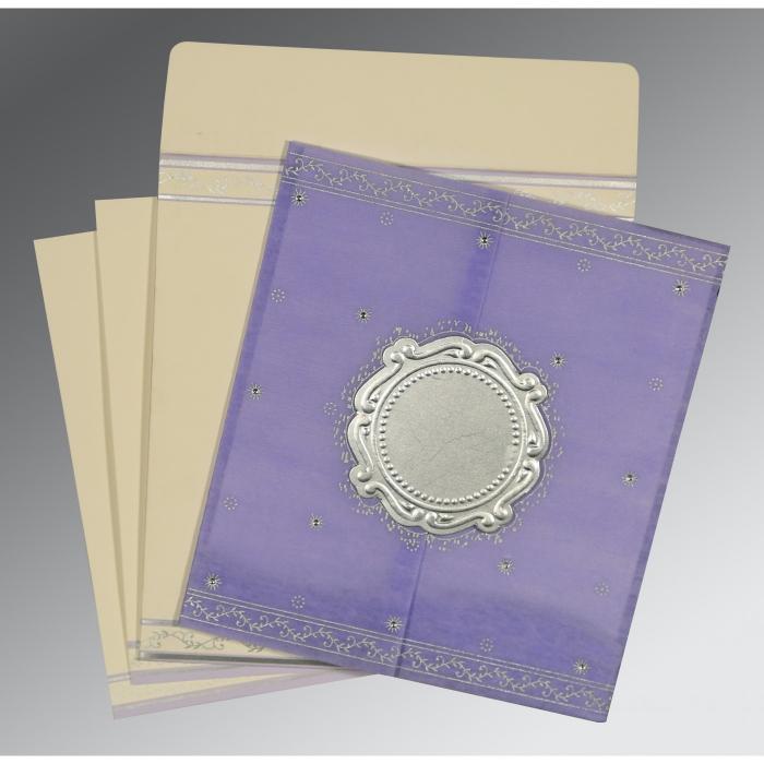 Designer Wedding Cards - D-8202S