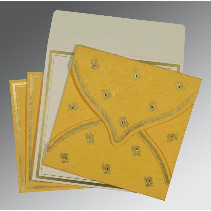 Designer Wedding Cards - D-8203A