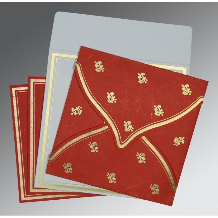 Designer Wedding Cards - D-8203C