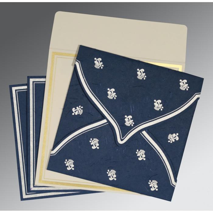Designer Wedding Cards - D-8203F