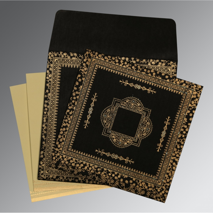 Designer Wedding Cards - D-8205K