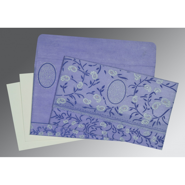 Designer Wedding Cards - D-8206A