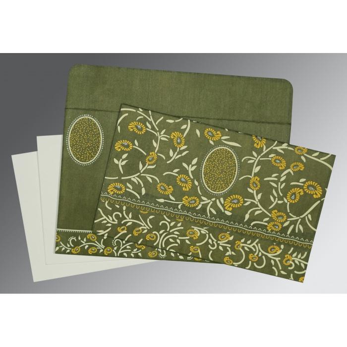 Designer Wedding Cards - D-8206D