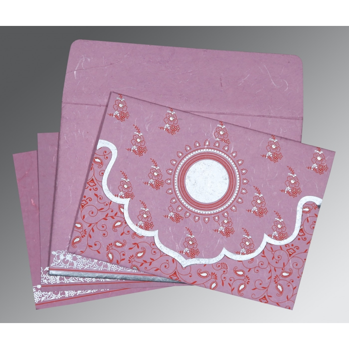 Designer Wedding Cards - D-8207K