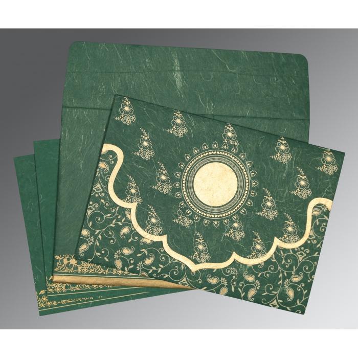 Designer Wedding Cards - D-8207L