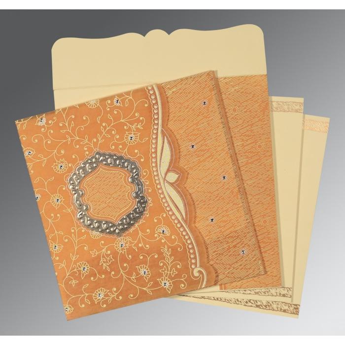 Designer Wedding Cards - D-8209B