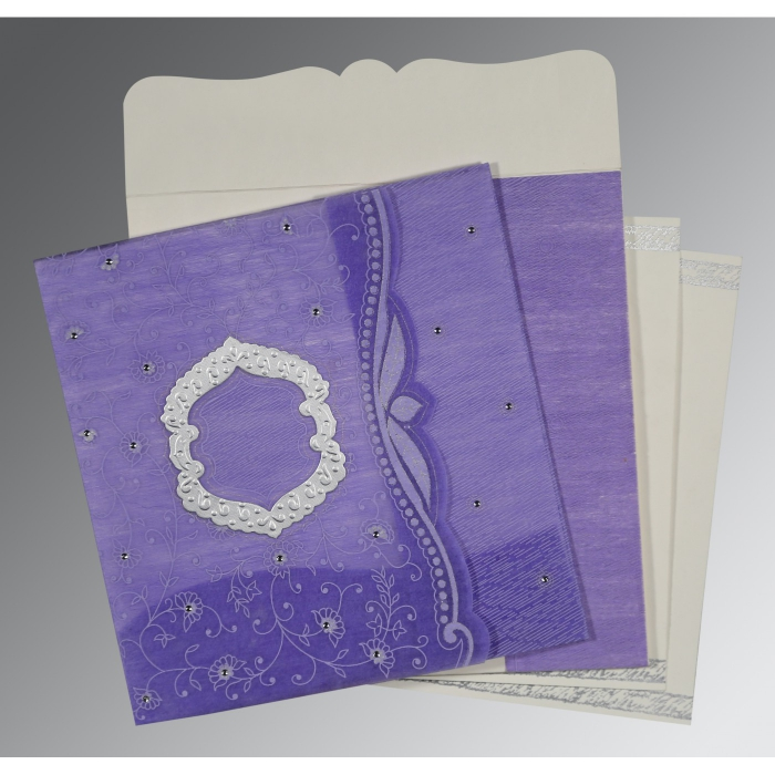 Designer Wedding Cards - D-8209C