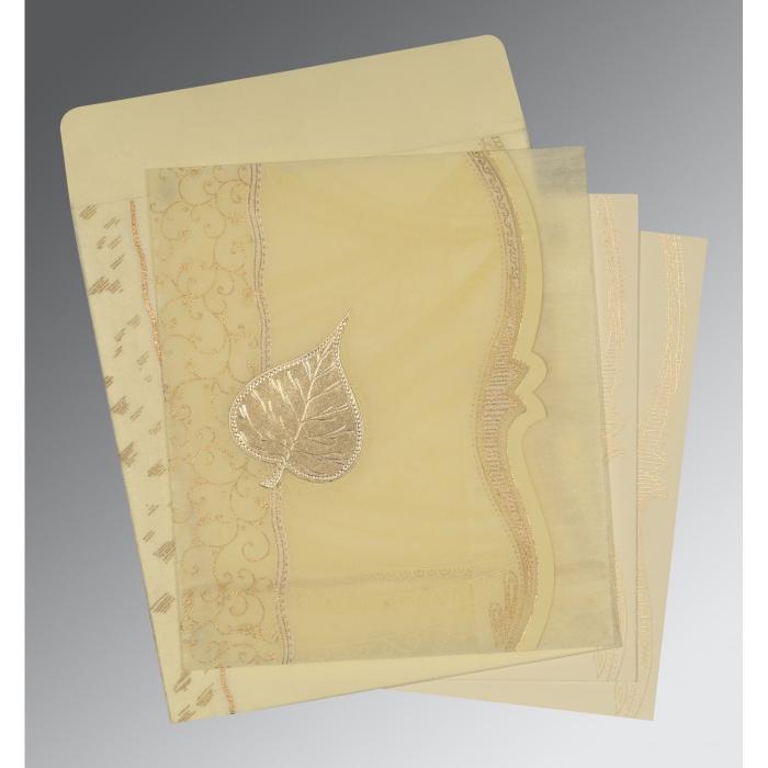 Designer Wedding Cards - D-8210C