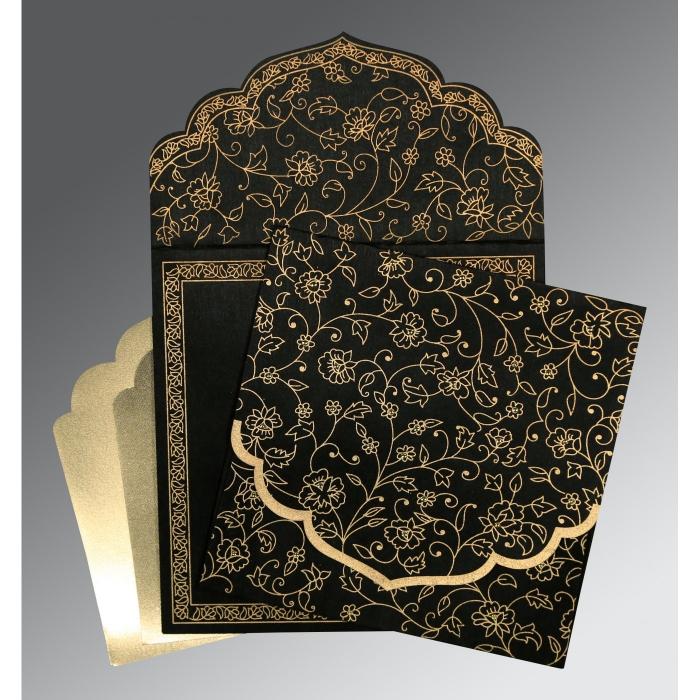 Designer Wedding Cards - D-8211N