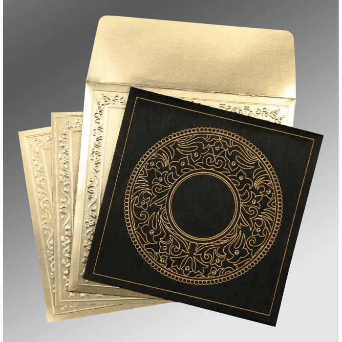 Designer Wedding Cards - D-8214D