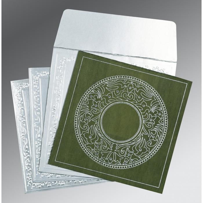 Designer Wedding Cards - D-8214L