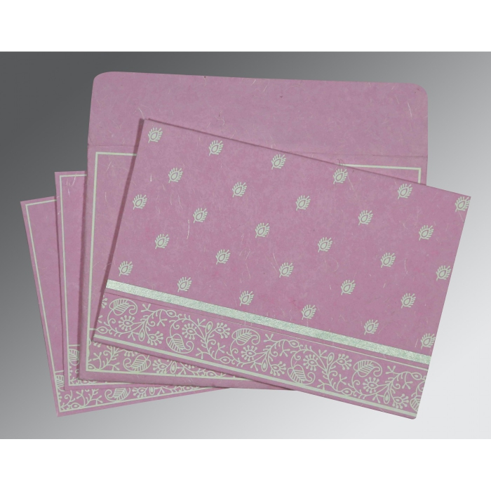 Designer Wedding Cards - D-8215J