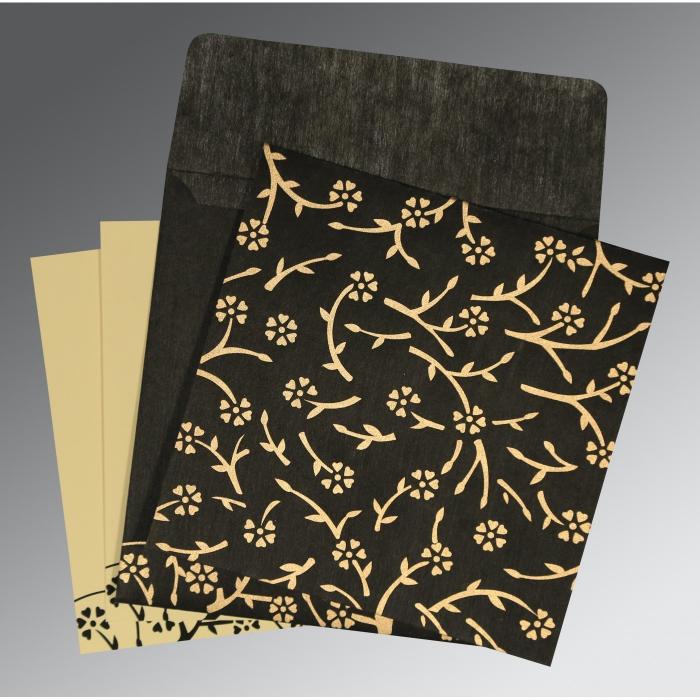 Designer Wedding Cards - D-8216K