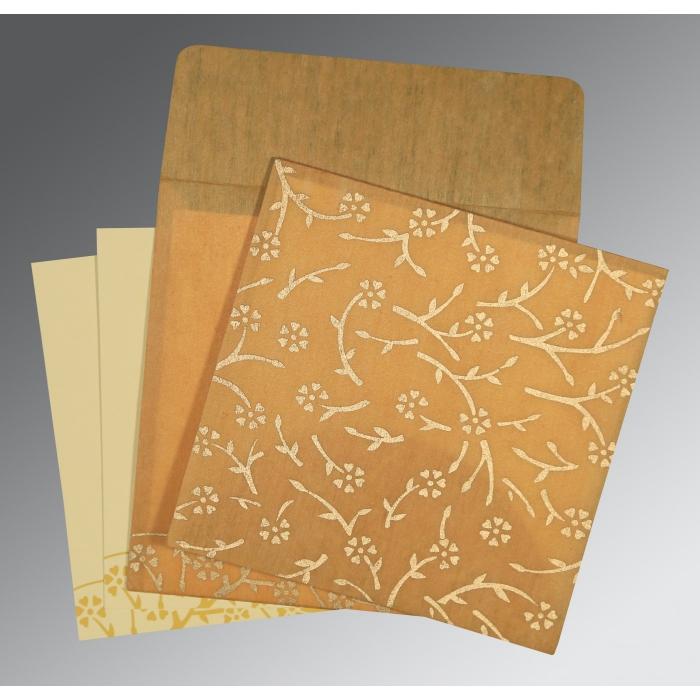 Designer Wedding Cards - D-8216M