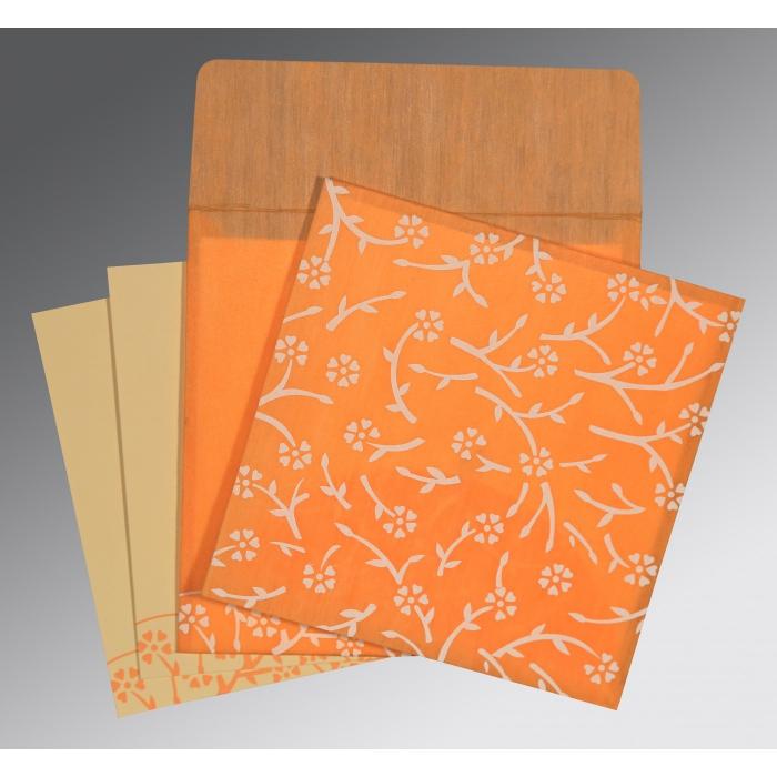 Designer Wedding Cards - D-8216O