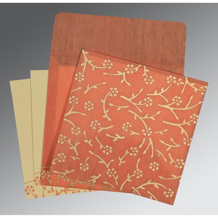 Designer Wedding Cards - D-8216P