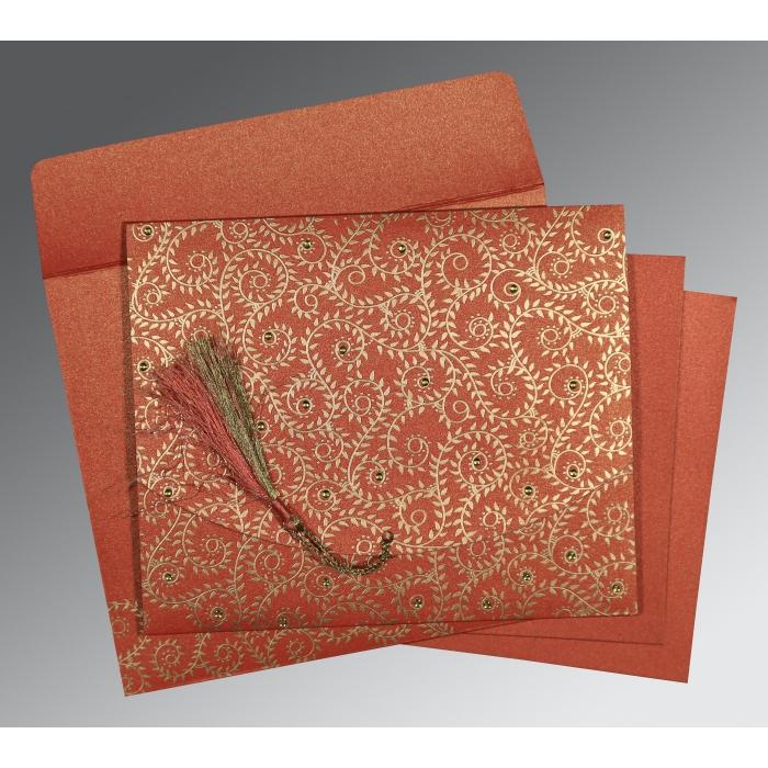 Designer Wedding Cards - D-8217A