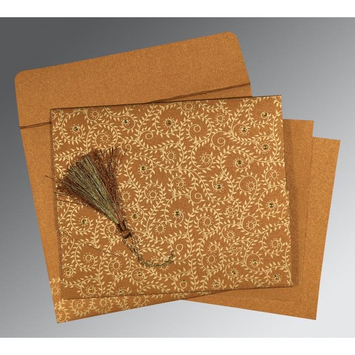 Designer Wedding Cards - D-8217I