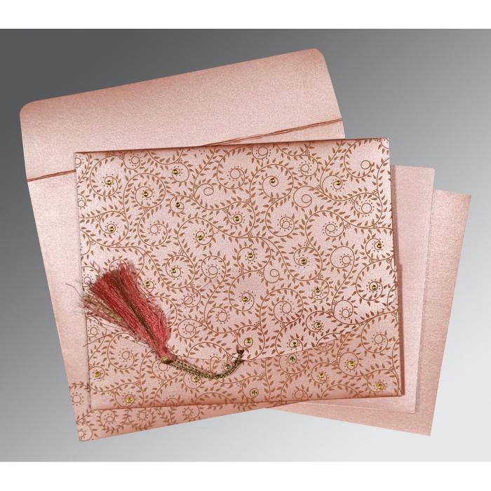 Designer Wedding Cards - D-8217N