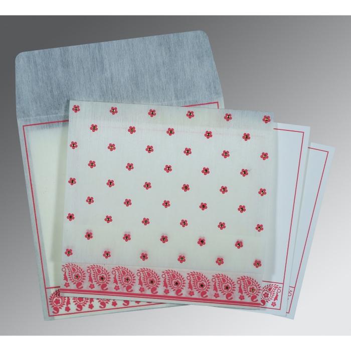 Designer Wedding Cards - D-8218G