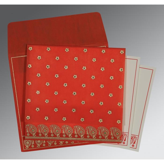 Designer Wedding Cards - D-8218M