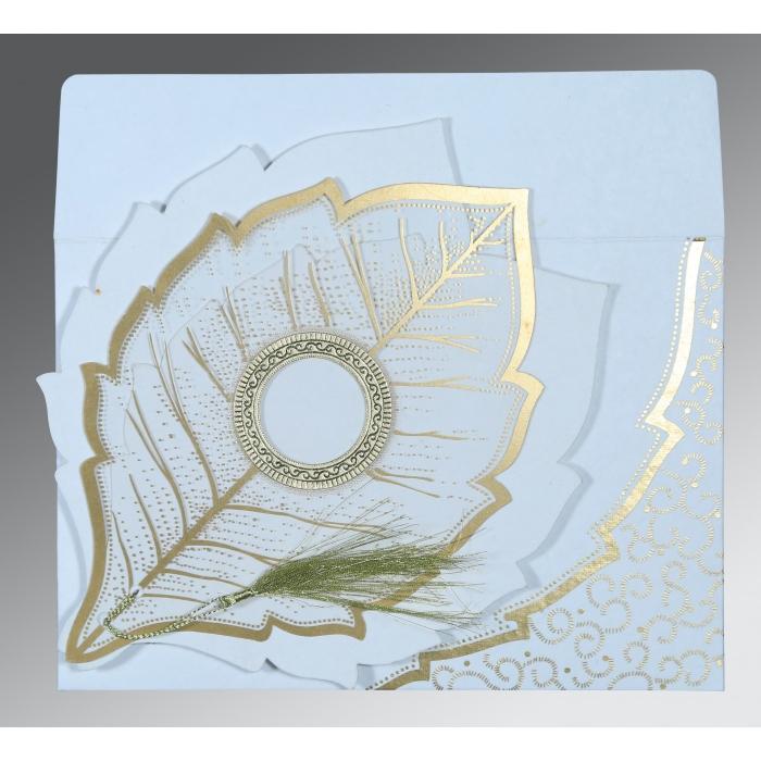 Designer Wedding Cards - D-8219H