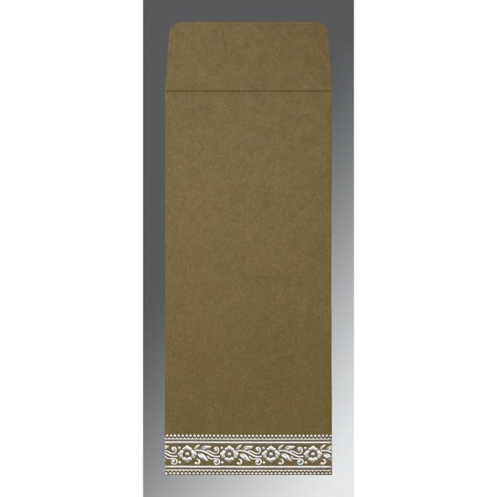 Designer Wedding Cards - D-8220Q