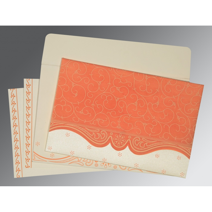 Designer Wedding Cards - D-8221B