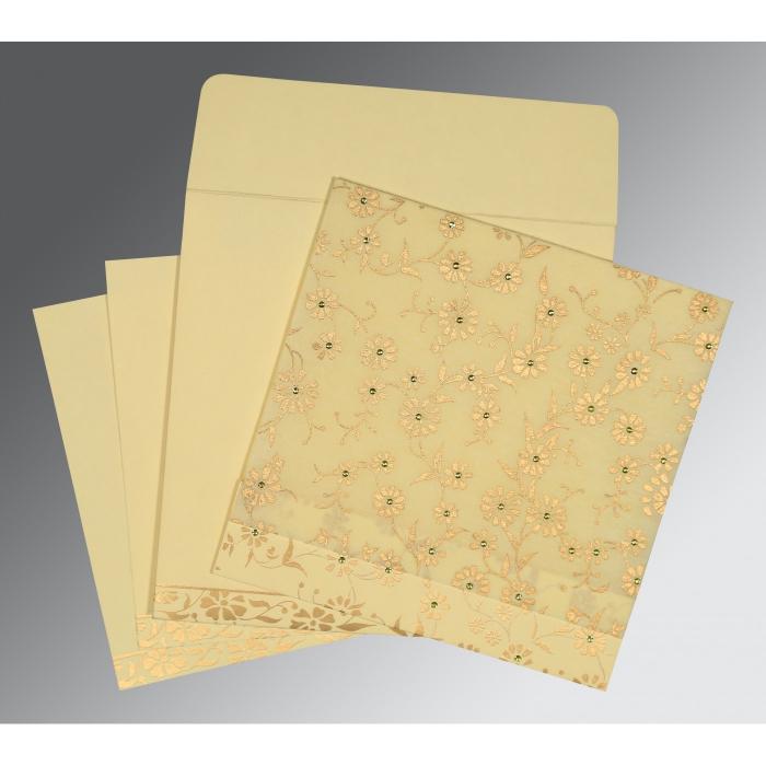 Designer Wedding Cards - D-8222F
