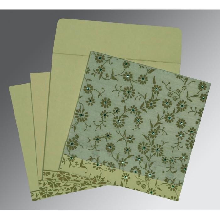 Designer Wedding Cards - D-8222G