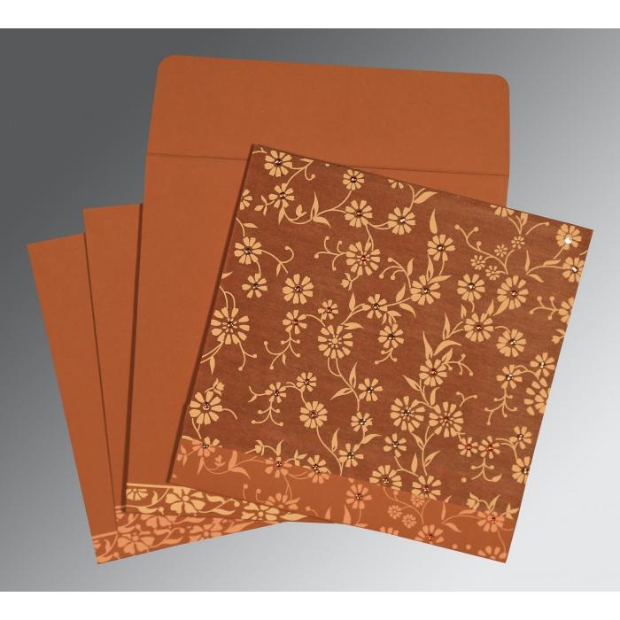 Designer Wedding Cards - D-8222H