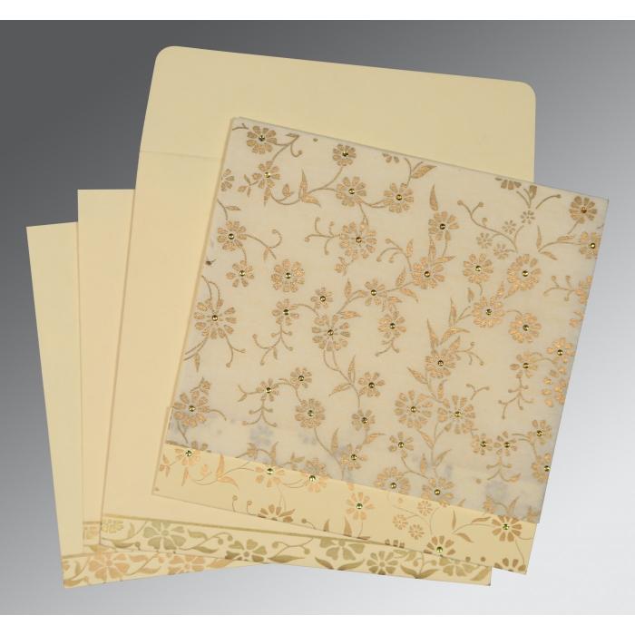 Designer Wedding Cards - D-8222I