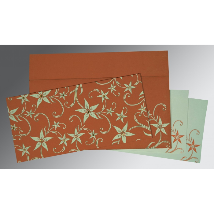 Designer Wedding Cards - D-8225G