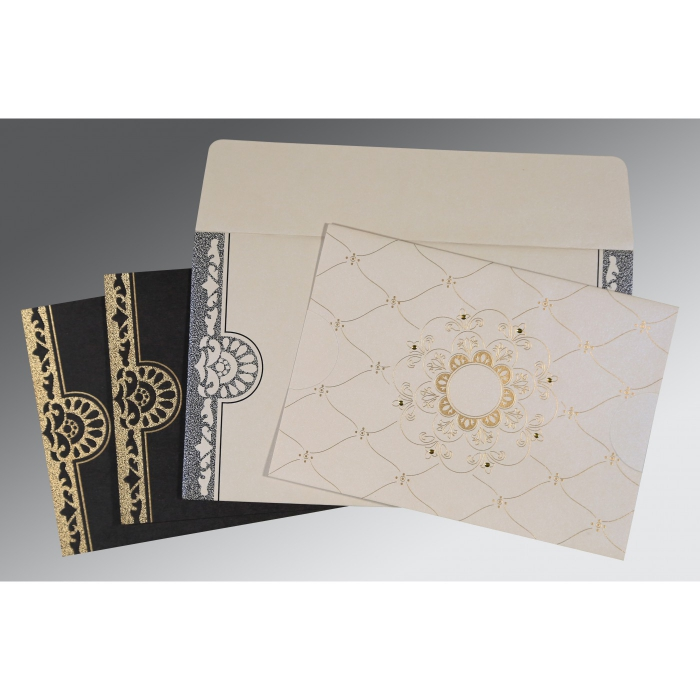 Designer Wedding Cards - D-8227A