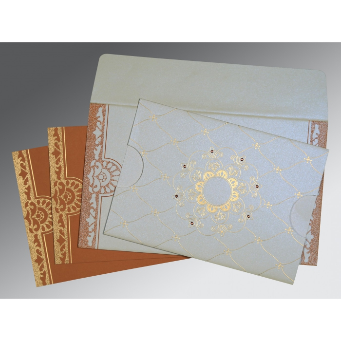 Designer Wedding Cards - D-8227H