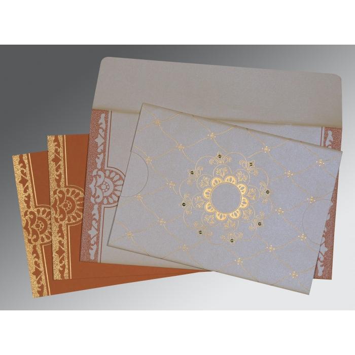 Designer Wedding Cards - D-8227L