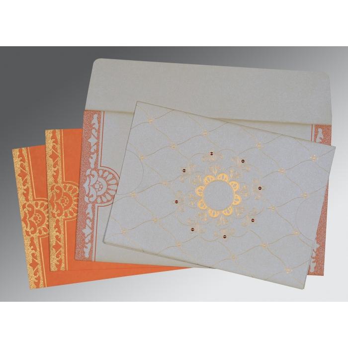 Designer Wedding Cards - D-8227N