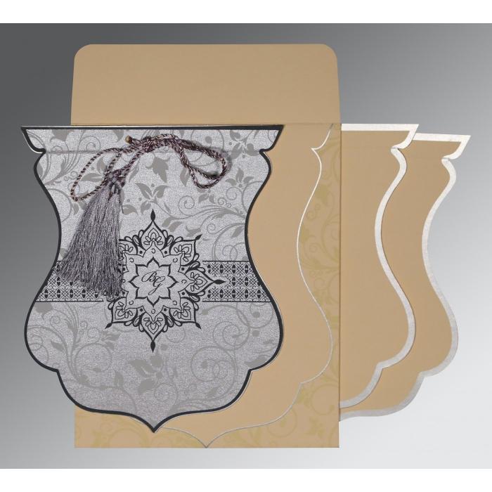 Designer Wedding Cards - D-8229B
