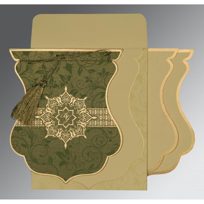 Designer Wedding Cards - D-8229P