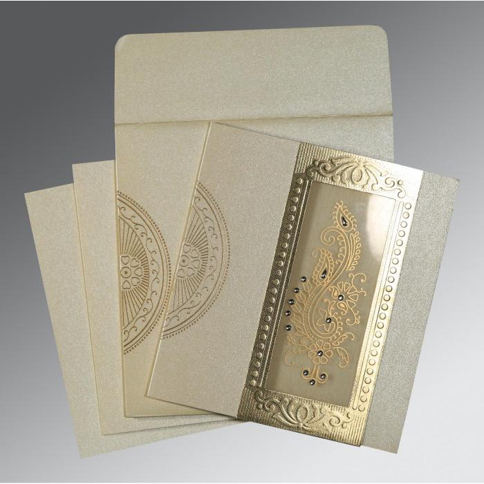 Designer Wedding Cards - D-8230O