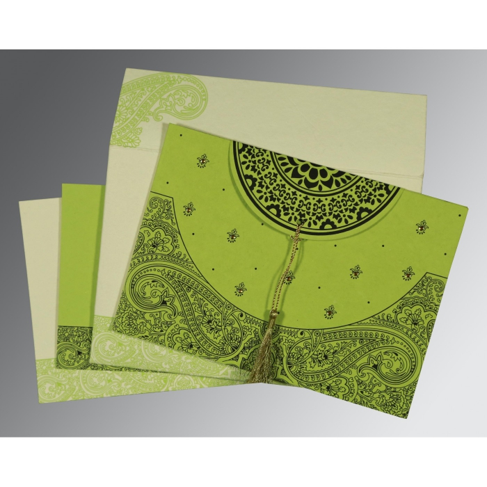 Designer Wedding Cards - D-8234H