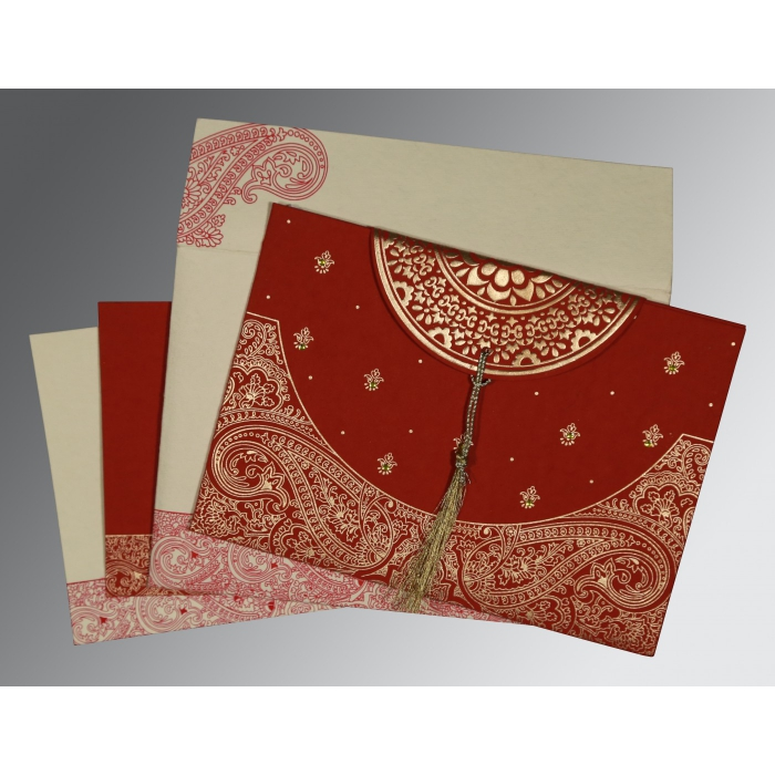 Designer Wedding Cards - D-8234L