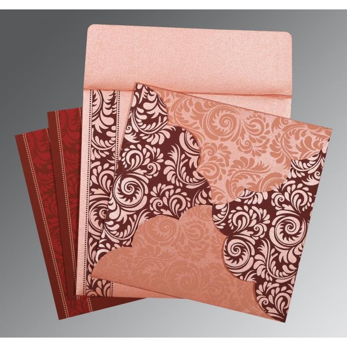 Designer Wedding Cards - D-8235D