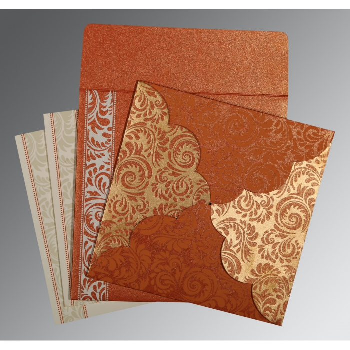 Designer Wedding Cards - D-8235G