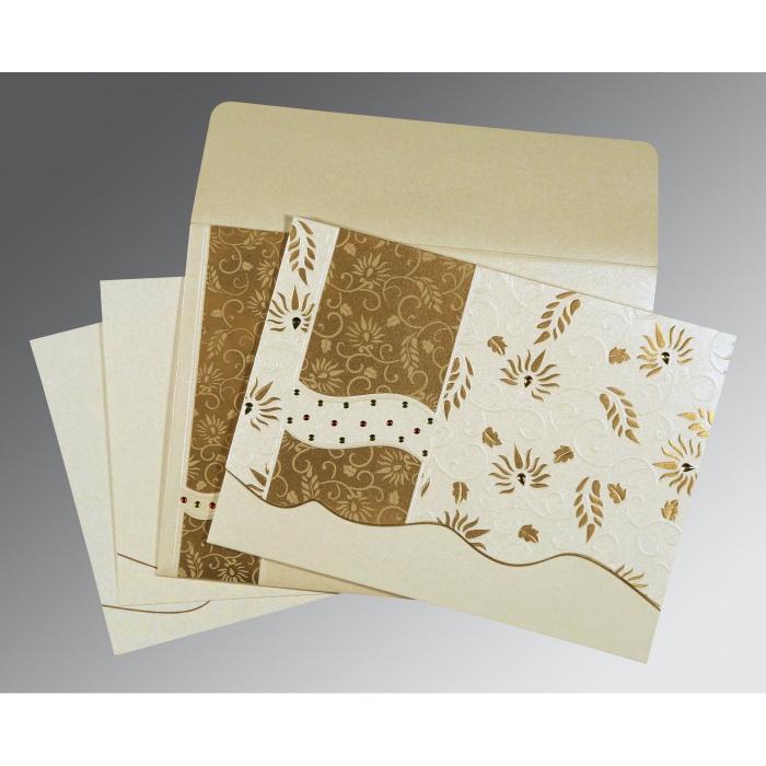 Designer Wedding Cards - D-8236B