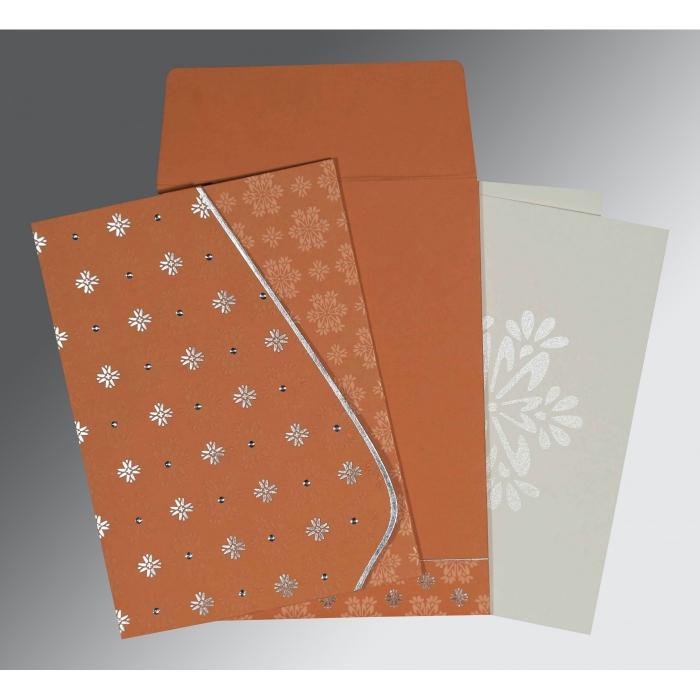Designer Wedding Cards - D-8237C