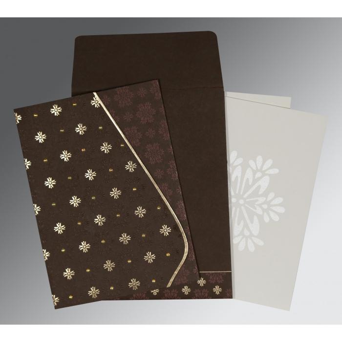 Designer Wedding Cards - D-8237L