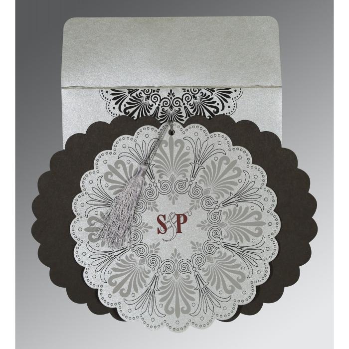 Designer Wedding Cards - D-8238A