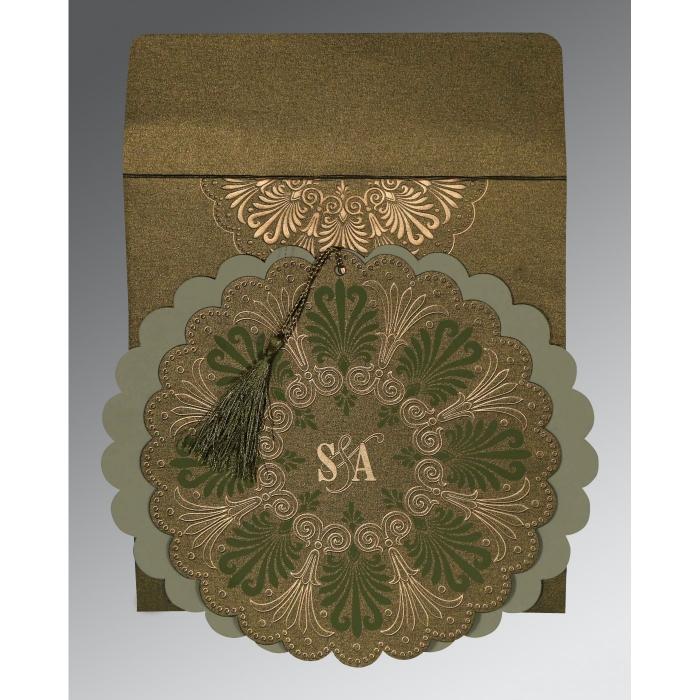 Designer Wedding Cards - D-8238K